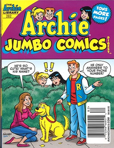 ARCHIE COMICS DOUBLE DIGEST - (10 ISSUES) $88.00