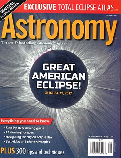 ASTRONOMY- (12 ISSUES) $166.80