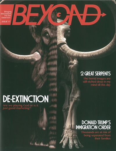 BEYOND - (5 ISSUES) $38.00