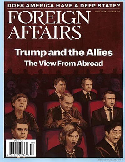 FOREIGN AFFAIRS - (6 ISSUES) $147.00