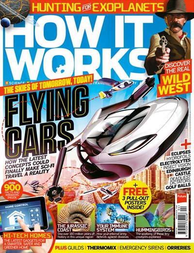 HOW IT WORKS - (13 ISSUES) $185.00