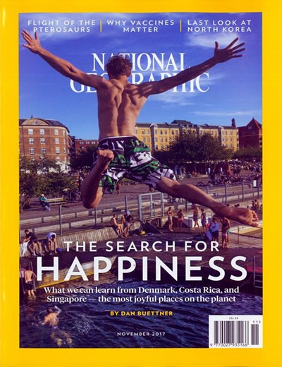 NATIONAL GEOGRAPHIC - (12 ISSUES) $76.00