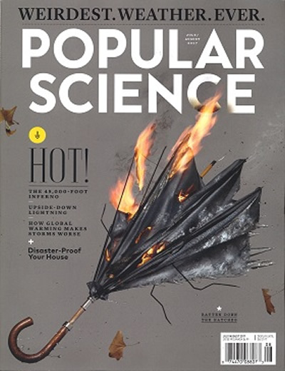 POPULAR SCIENCE - (6 ISSUES) $71.40